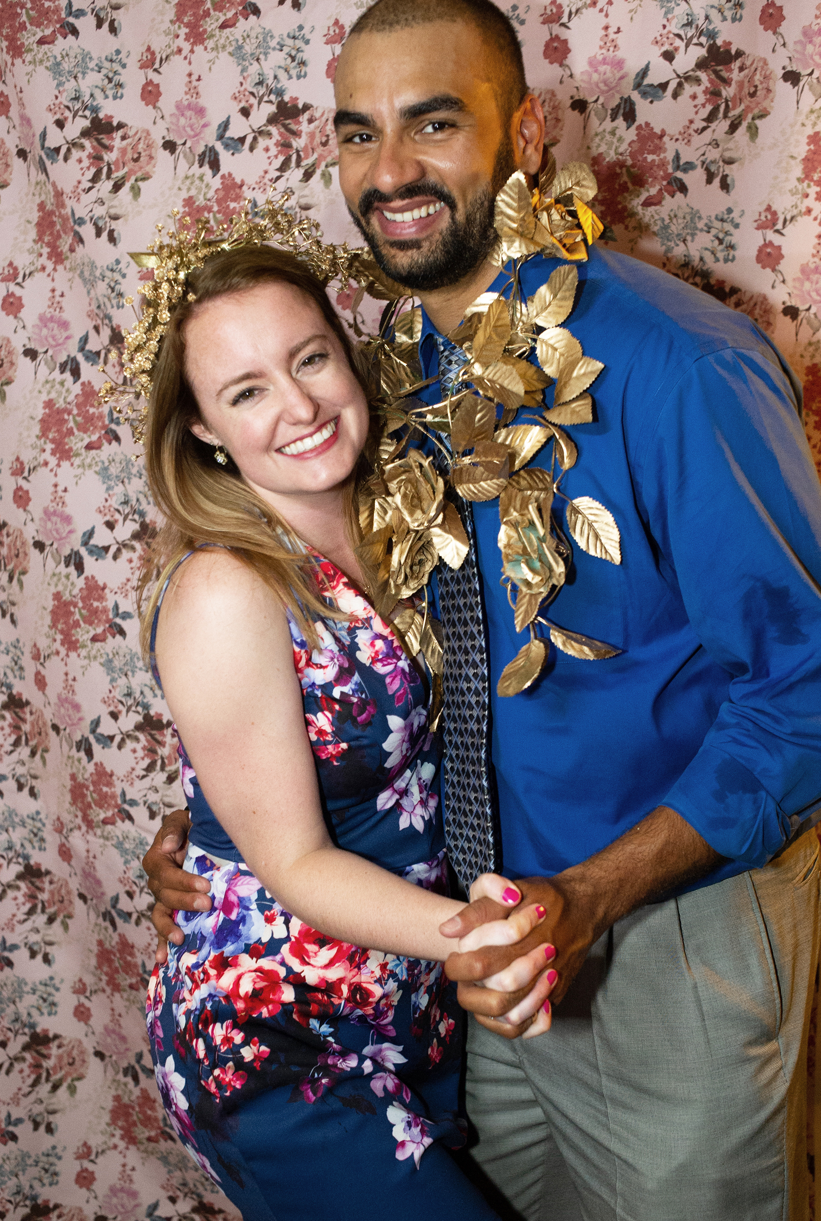 emer cooper wedding wisconsin photobooth