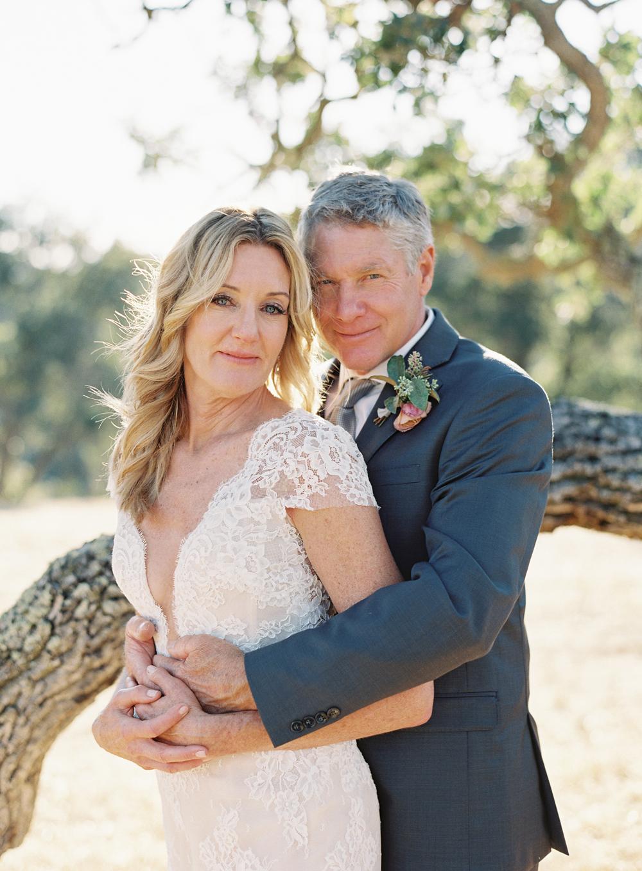 laurie michael wedding couple
