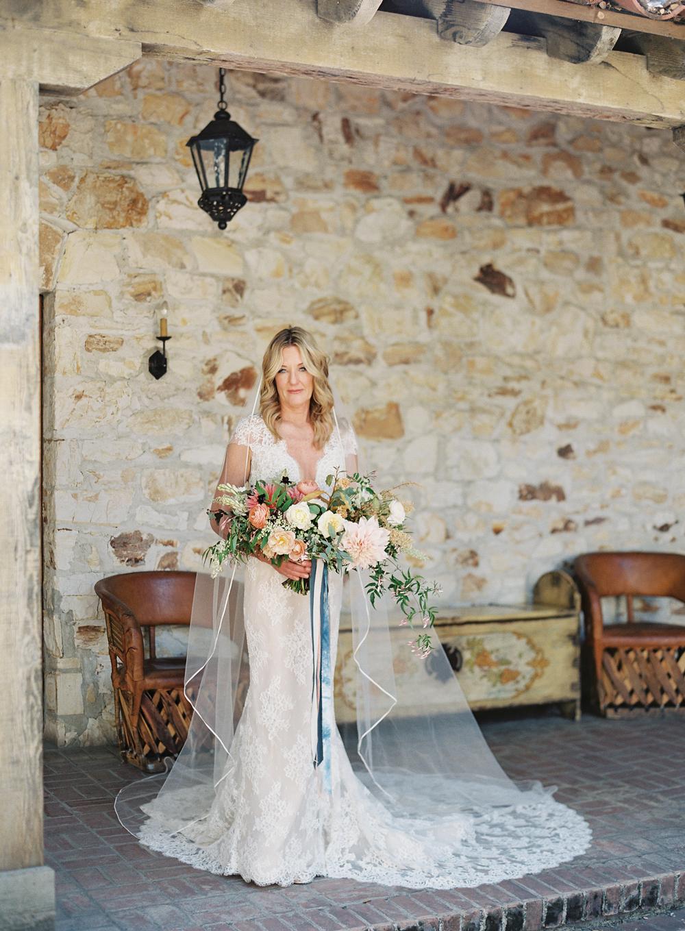 laurie michael wedding bride