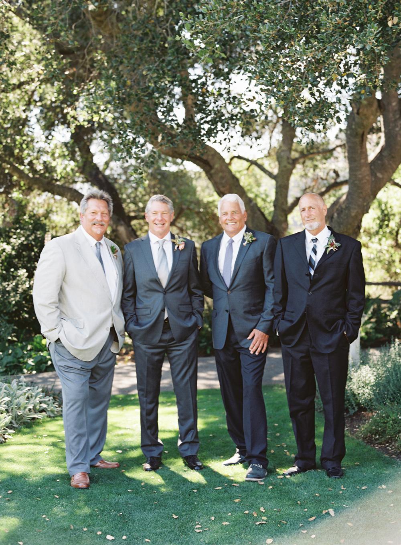laurie michael wedding groom and groomsmen