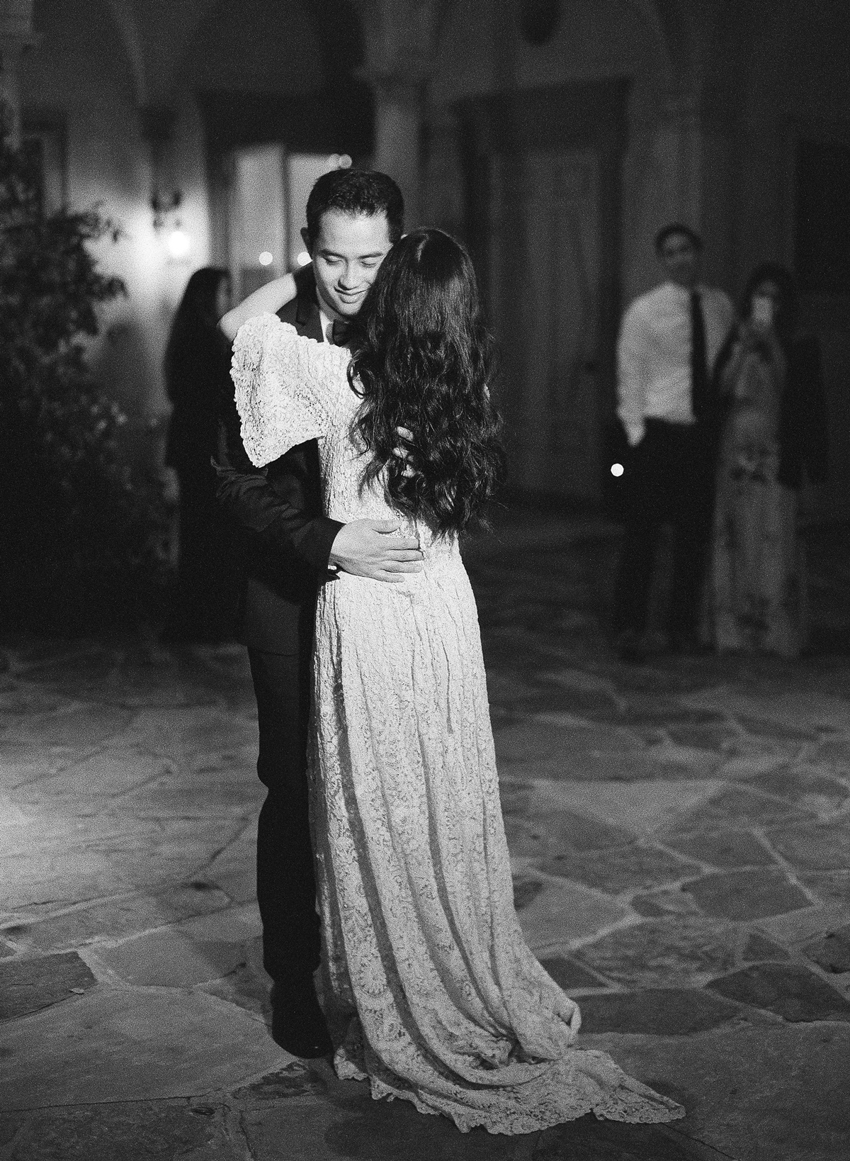 emme daji wedding first dance
