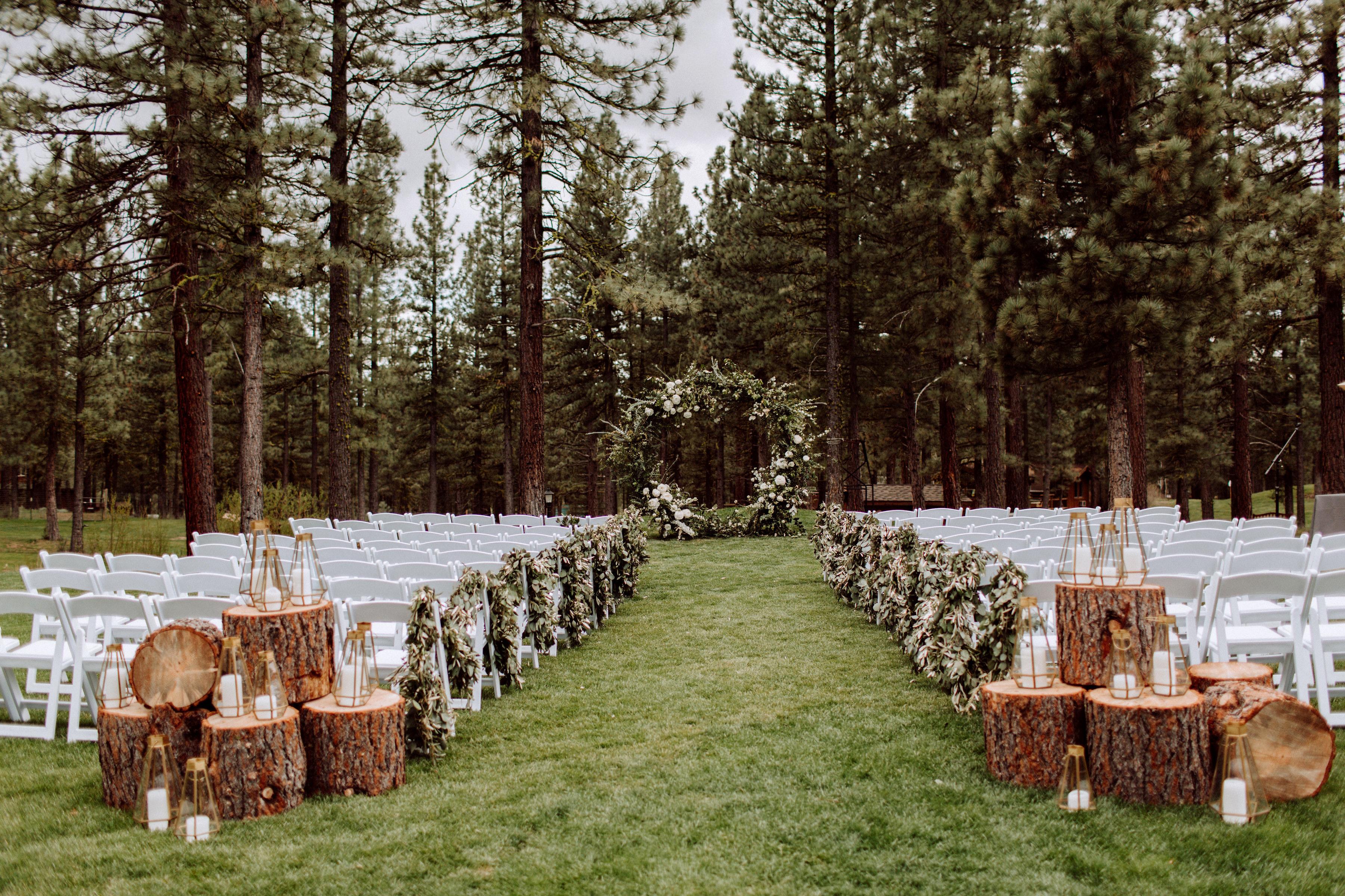 Court & Kelsey outdoor wedding venue