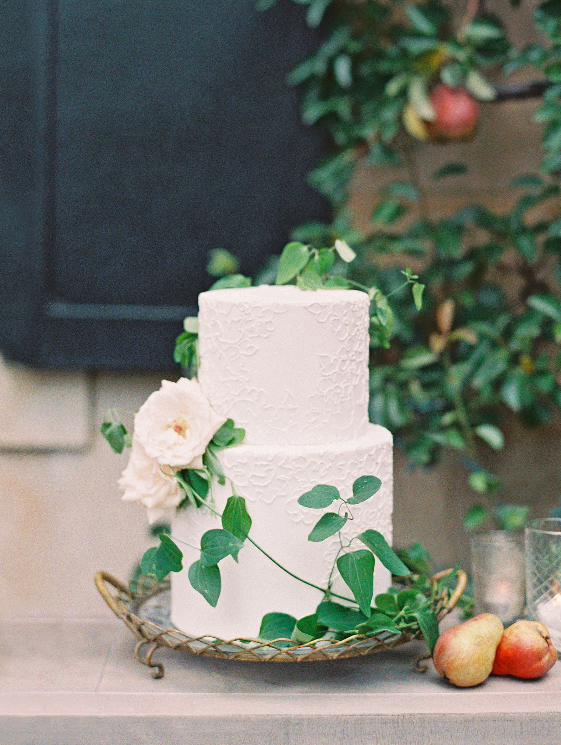 An Intimate Garden Wedding At A Michigan Bed Breakfast Martha