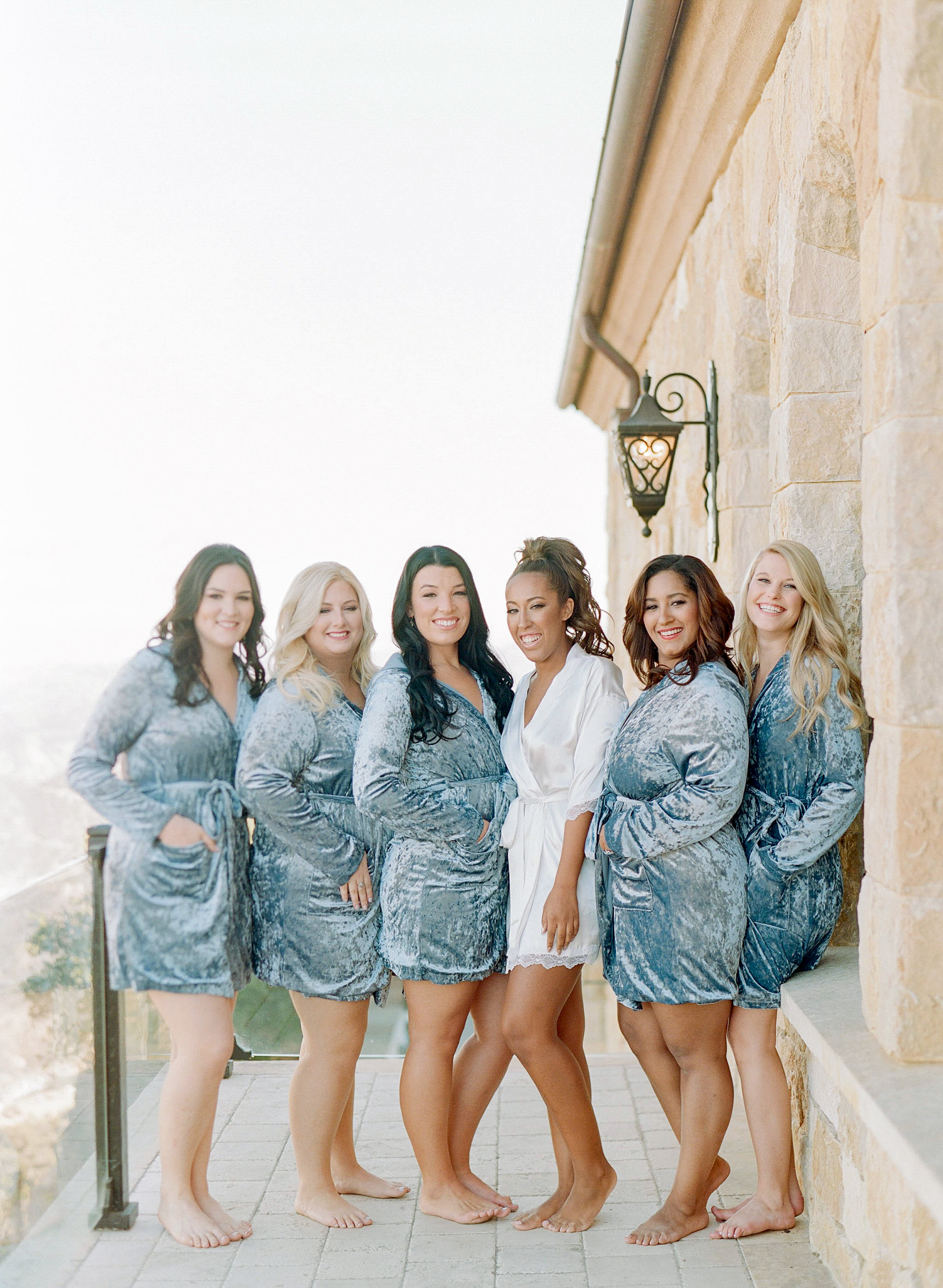 tillie dalton wedding bridesmaids robes