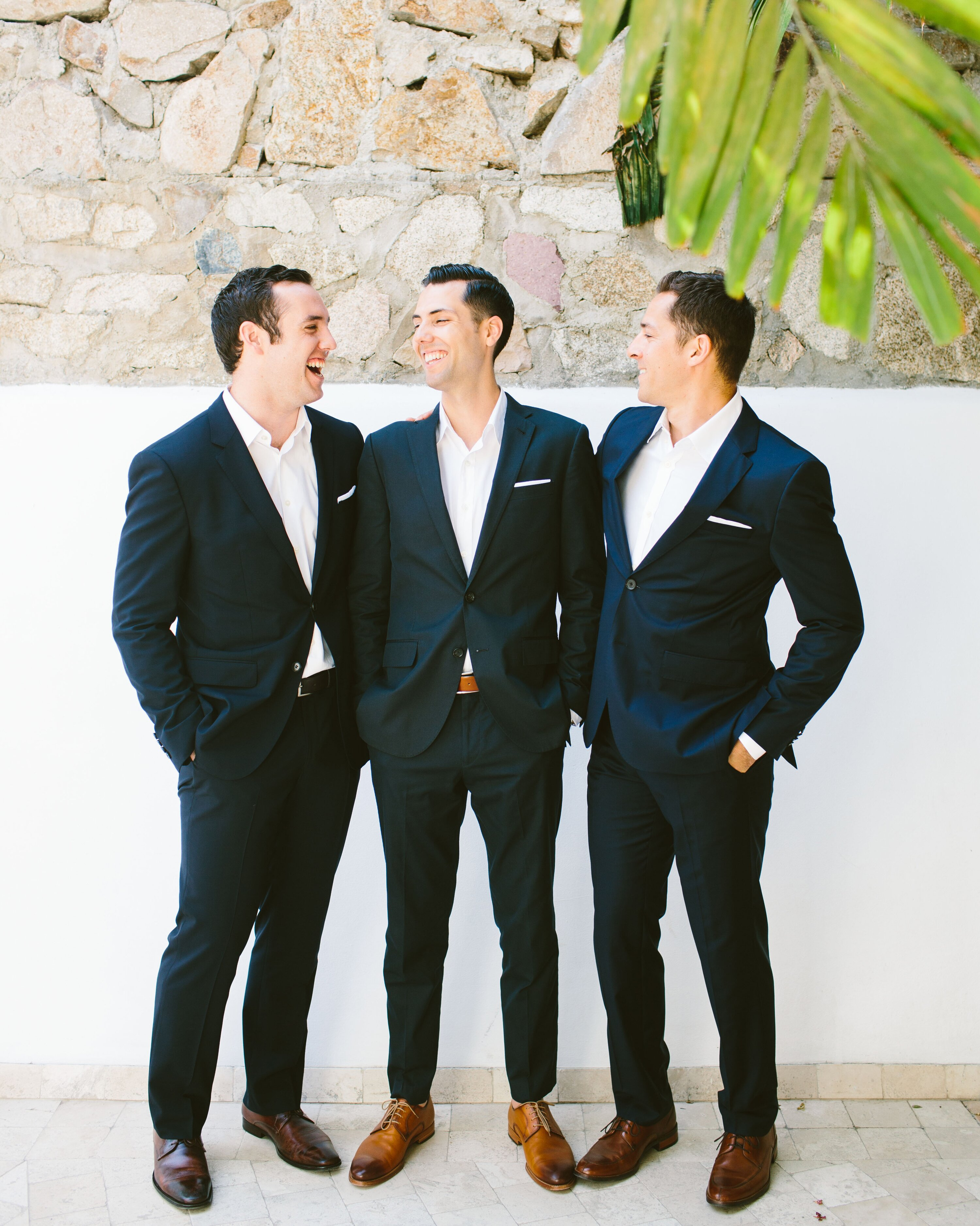 Can The Groom Have Two Best Men Martha Stewart Weddings