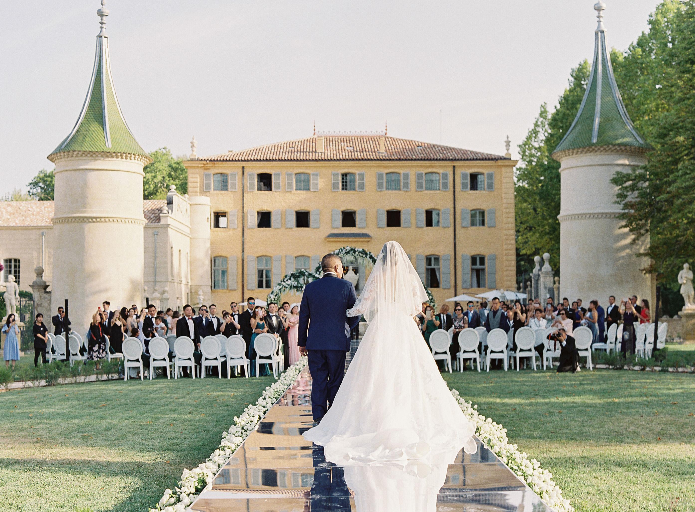janet patrick wedding processional