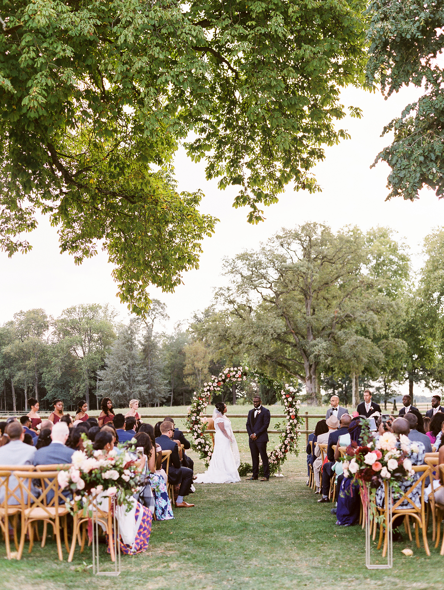 natalie and elijah wedding ceremony