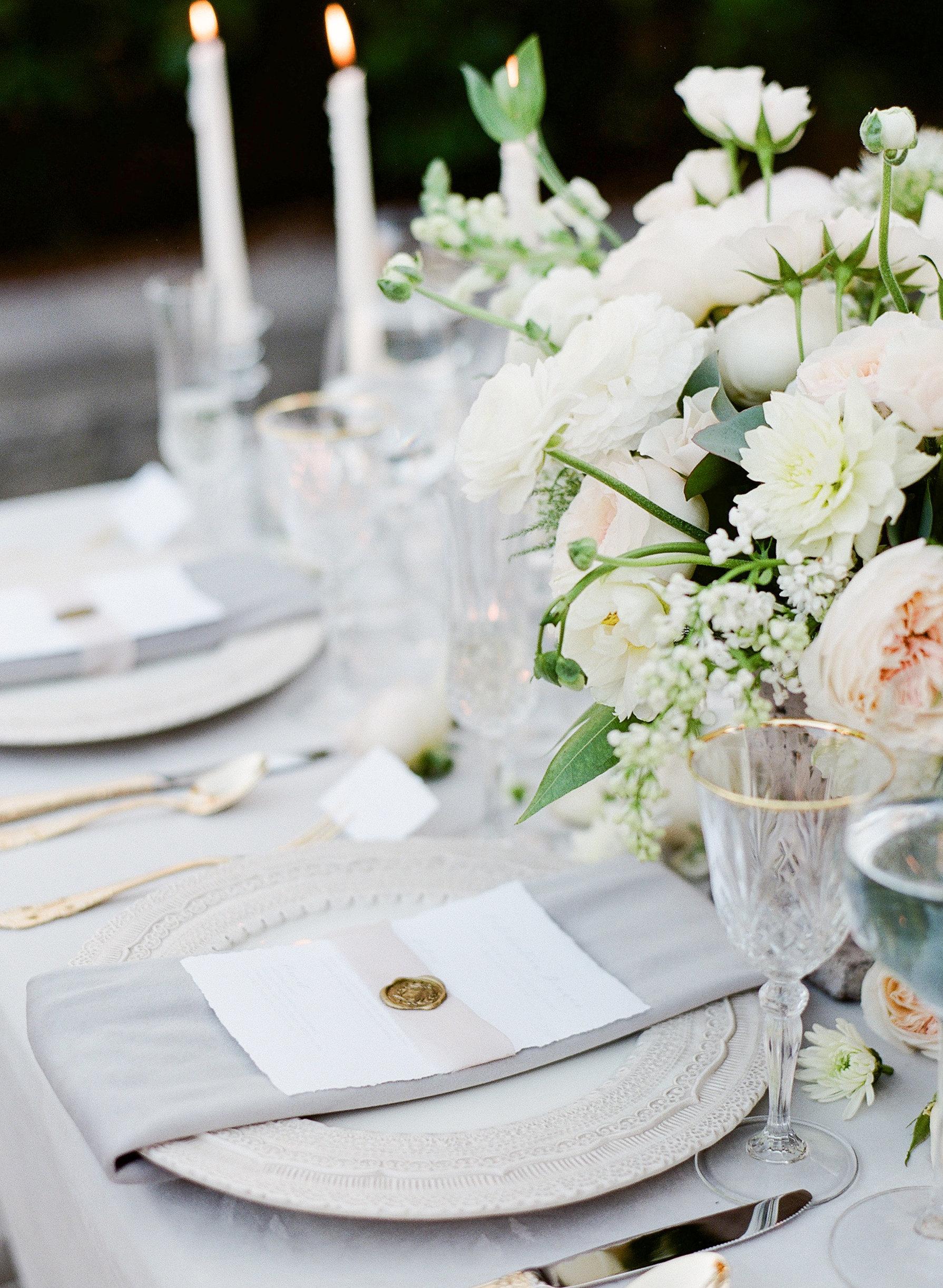 wedding reception napkin folds gray napkin folded around charger