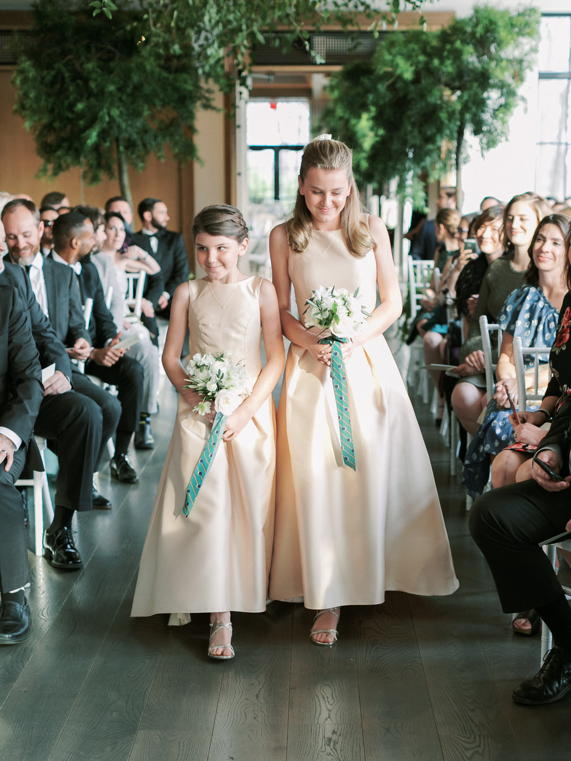How To Decide If You Should Have Junior Bridesmaids In Your