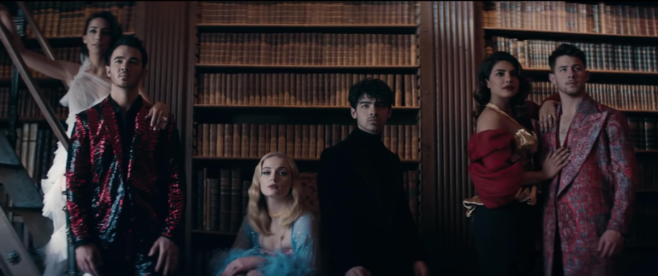 jonas brothers music video