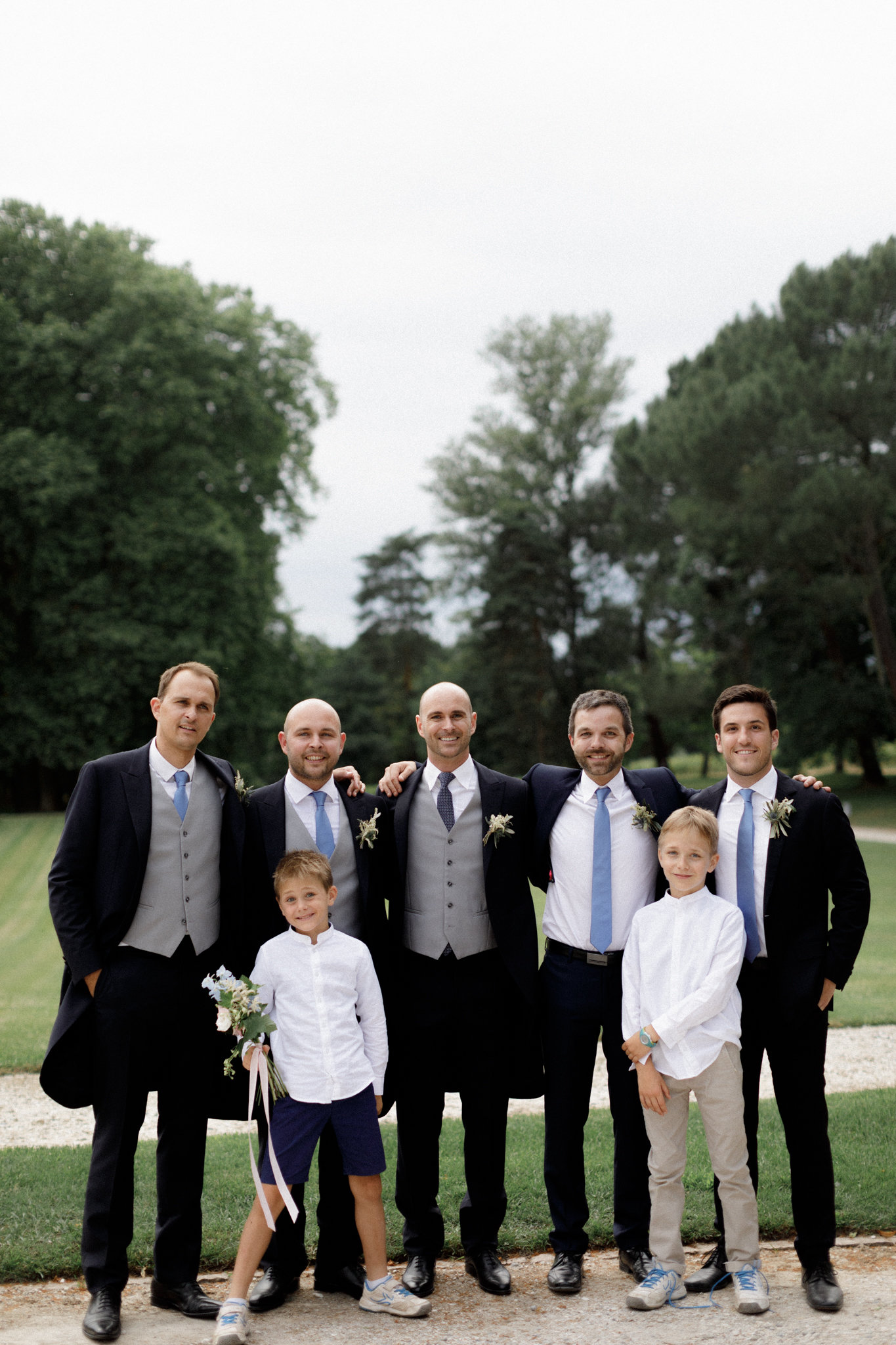 The Groom and All His Men