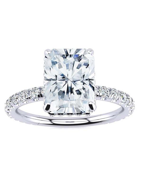 """Alexander Sparks """"Crystal"""" Ring"""