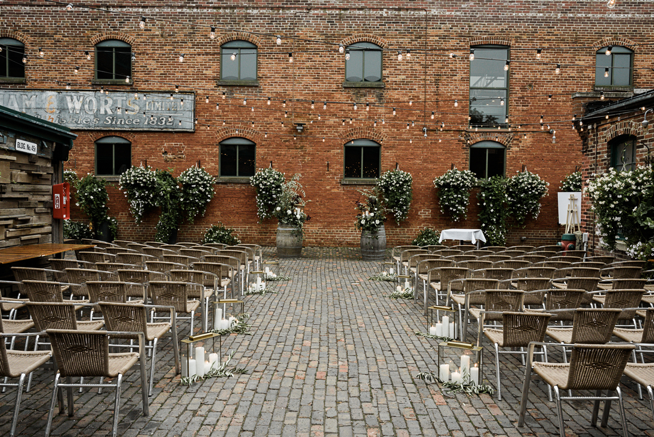 The Courtyard Ceremony