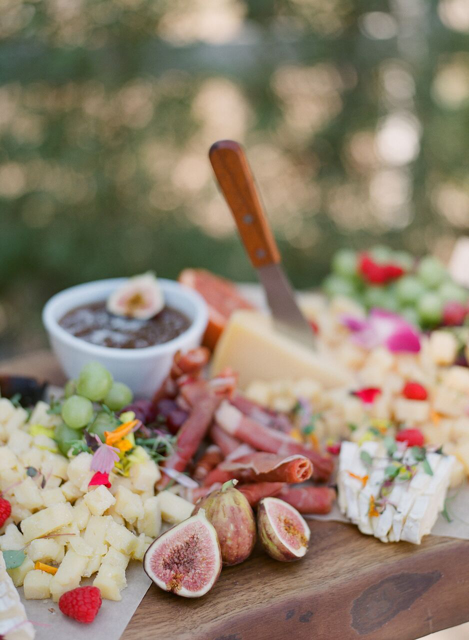 wedding food bars michelle beller