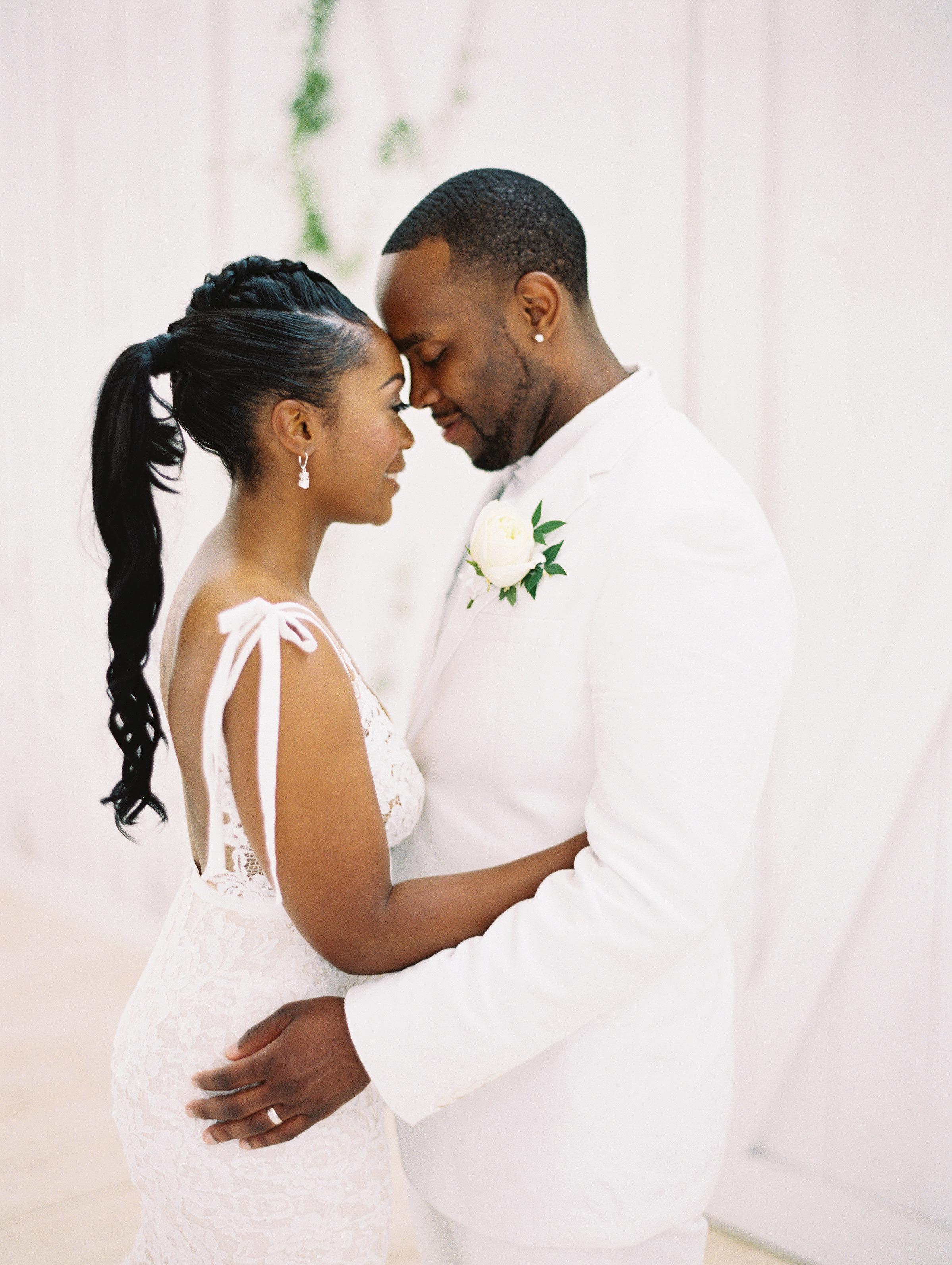 shakira travis wedding couple face to face