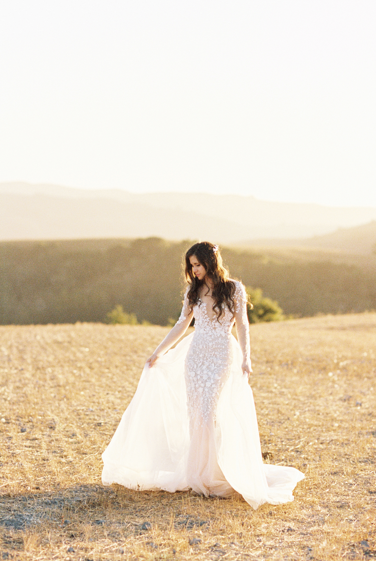 Berta F/W 2018 Collection wedding dress