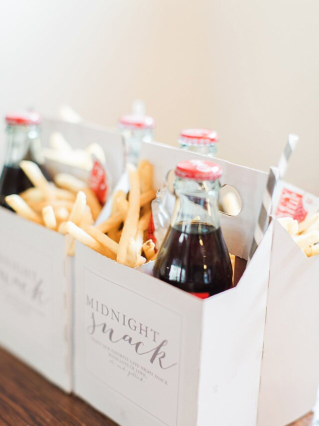37 Edible Wedding Favors Guests Will Eat Up (Literally!) | Martha