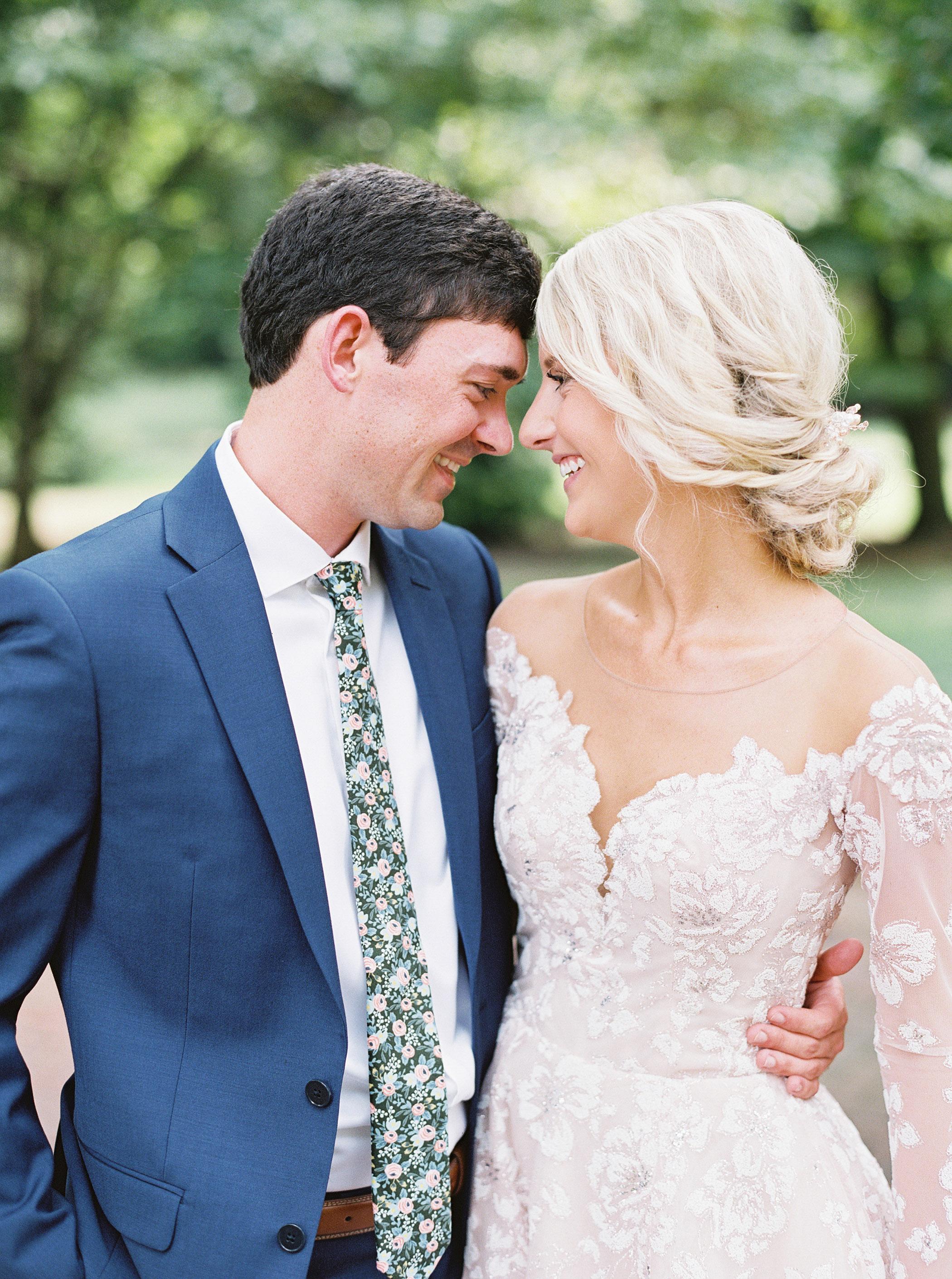 shelby preston wedding couple embracing
