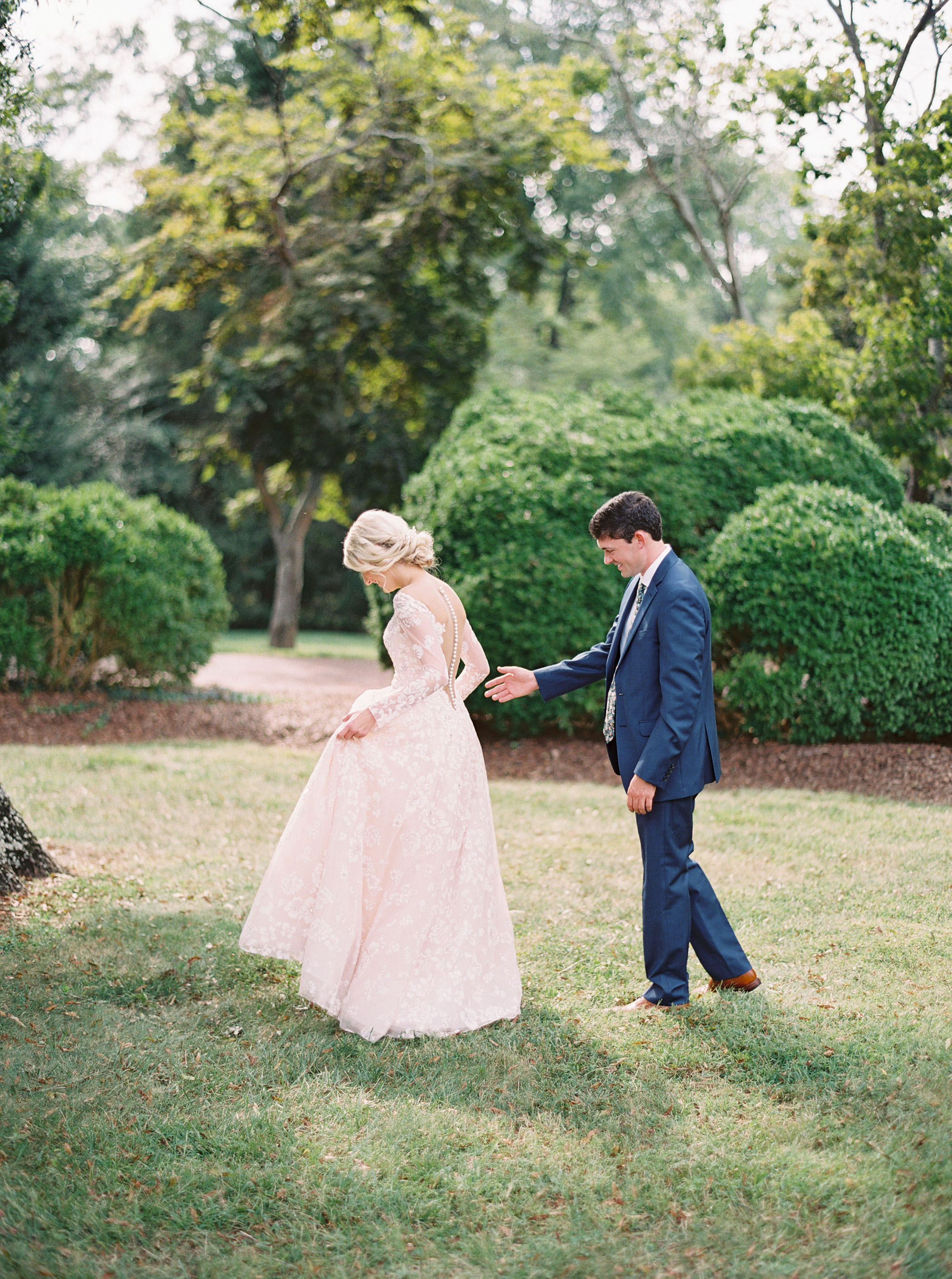 shelby preston wedding first look