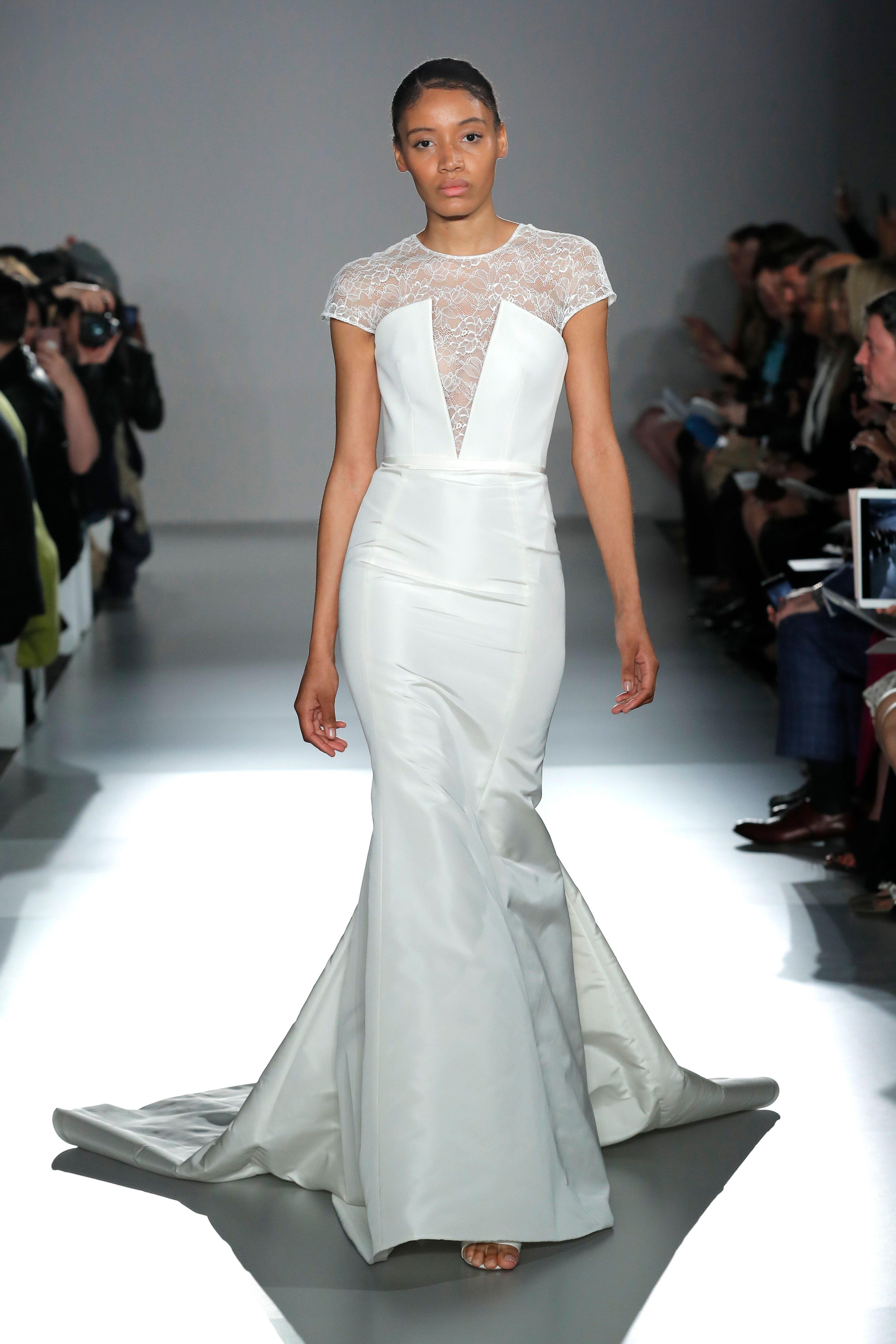 Amsale Spring 2020 Wedding Dress Collection Martha Stewart Weddings
