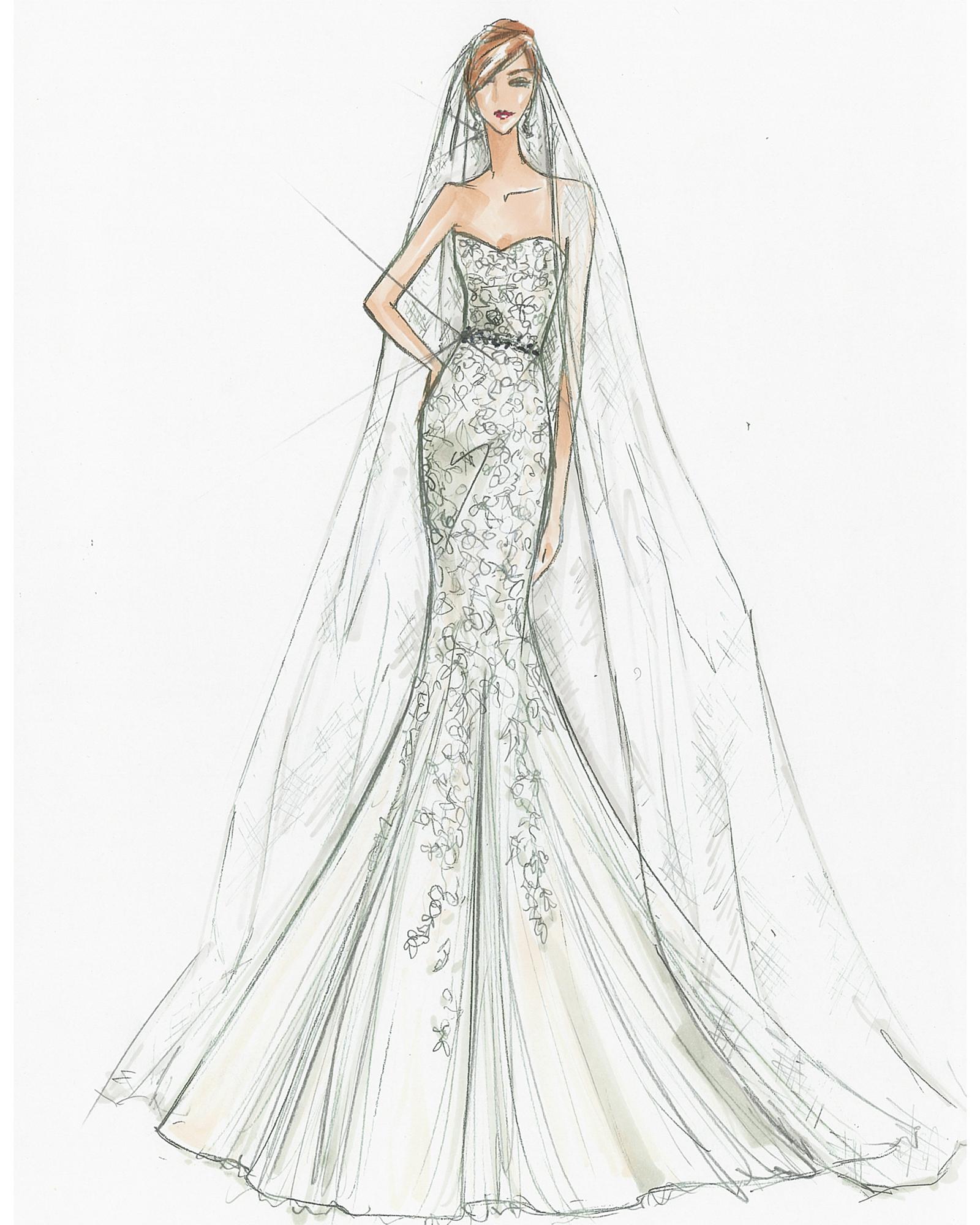 sweetheart neckline mermaid Davids Bridal Spring 2020