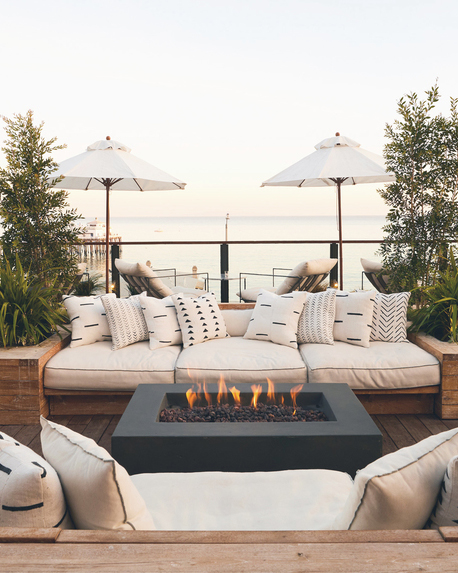 The Surfrider, Malibu boutique hotel