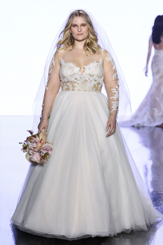 watters sweetheart ball gown wedding dress spring 2020