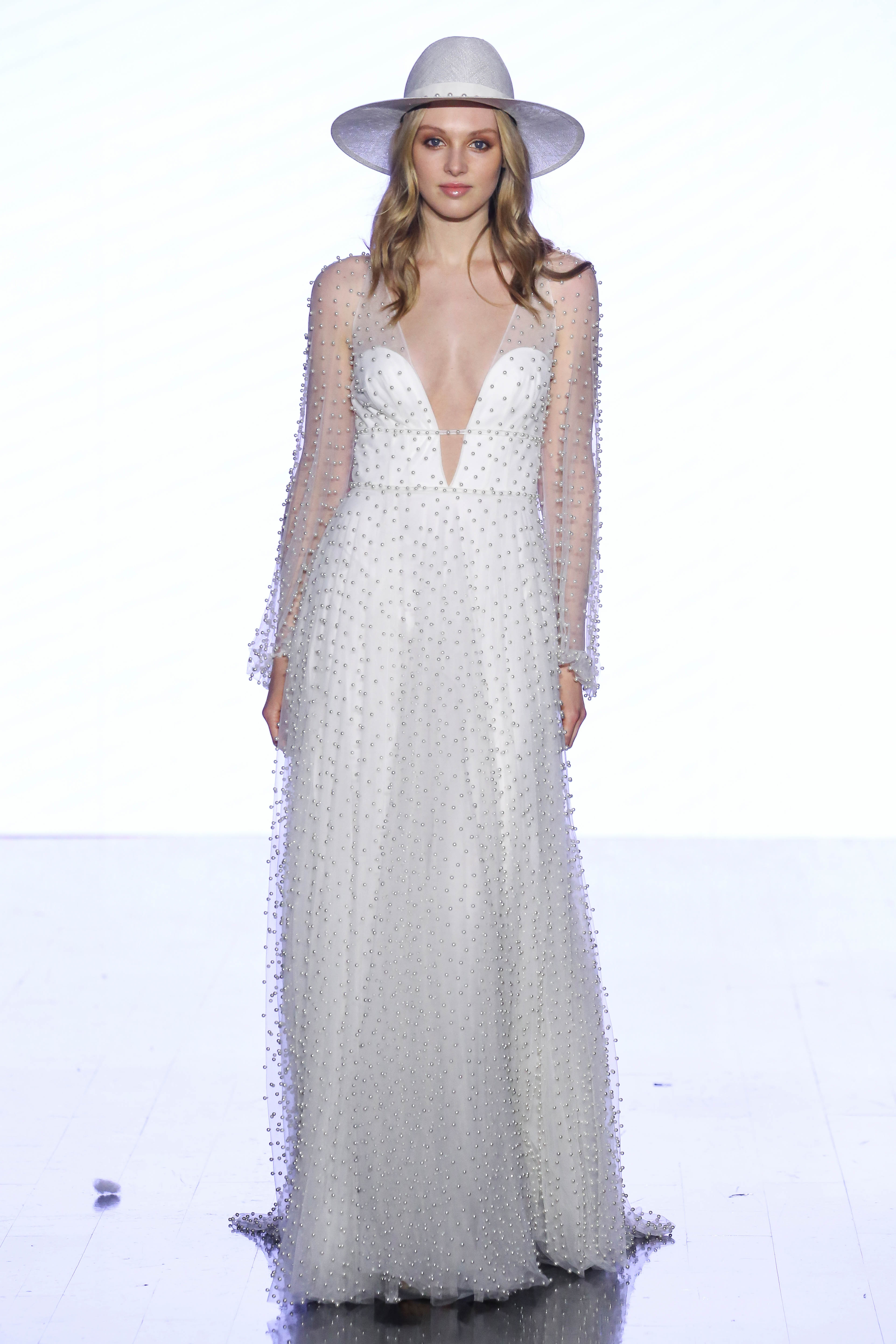willowby by watters v-neck beaded wedding dress spring 2020