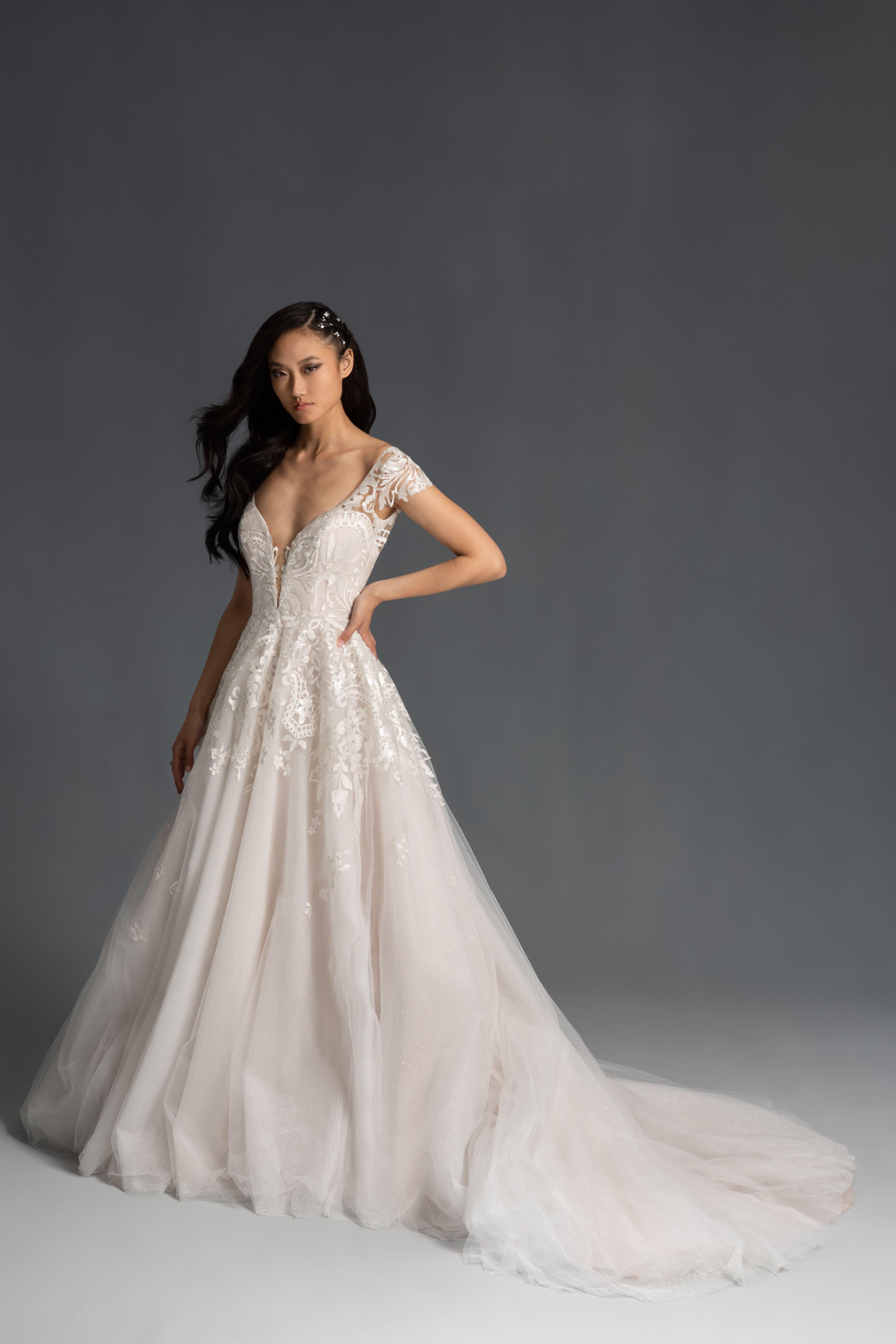 Hayley Paige Spring 2020 Wedding Dress Collection Martha Stewart