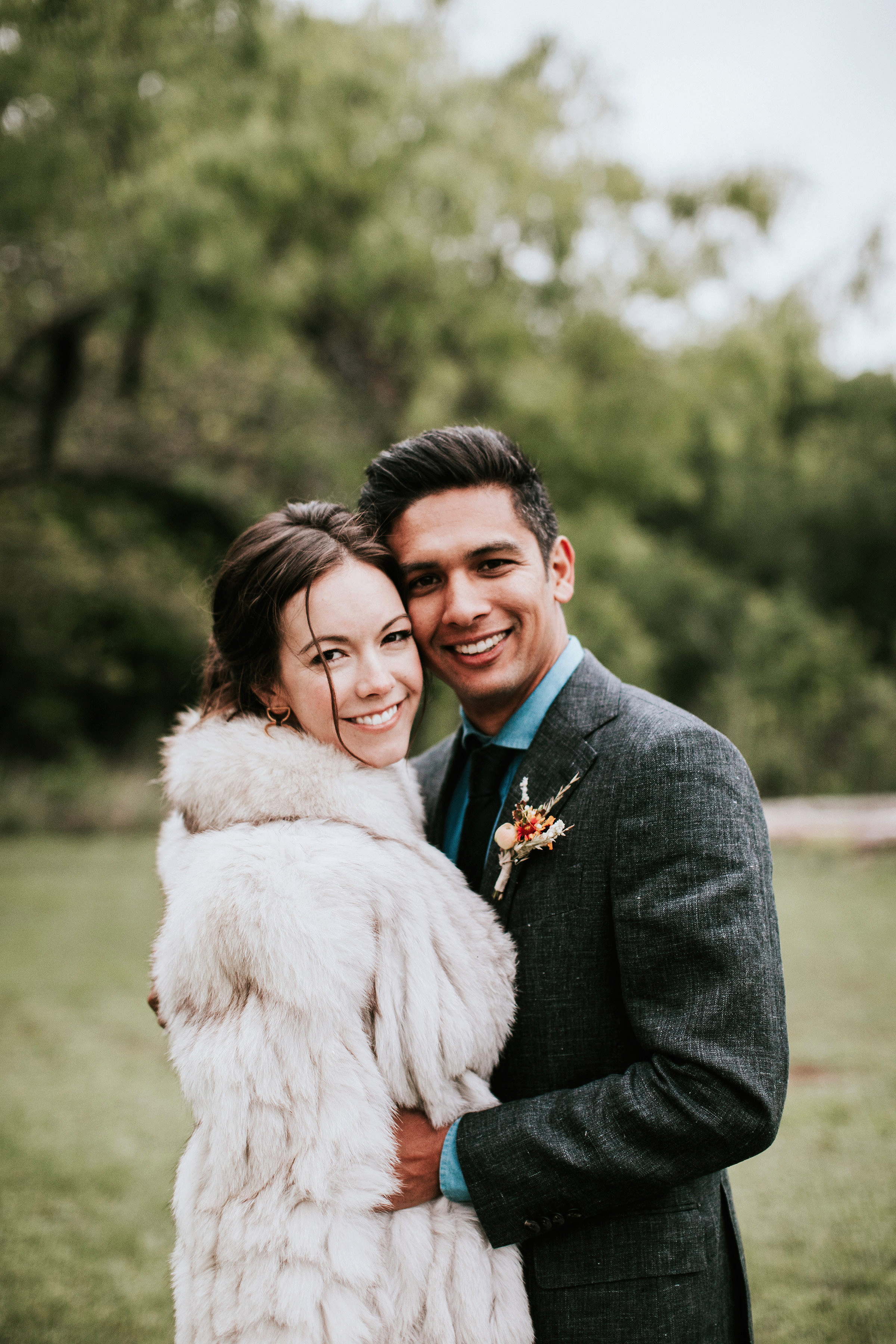 shannon jason wedding bride groom couple