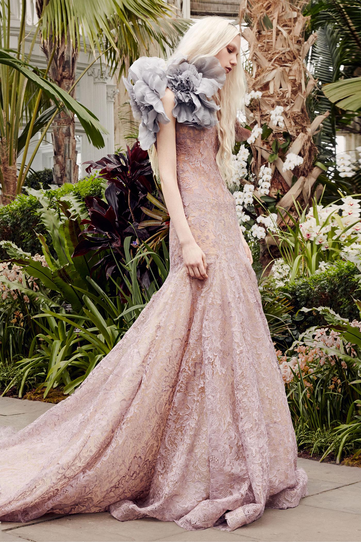 Vera Wang Spring 2020 Wedding Dress Collection Martha Stewart