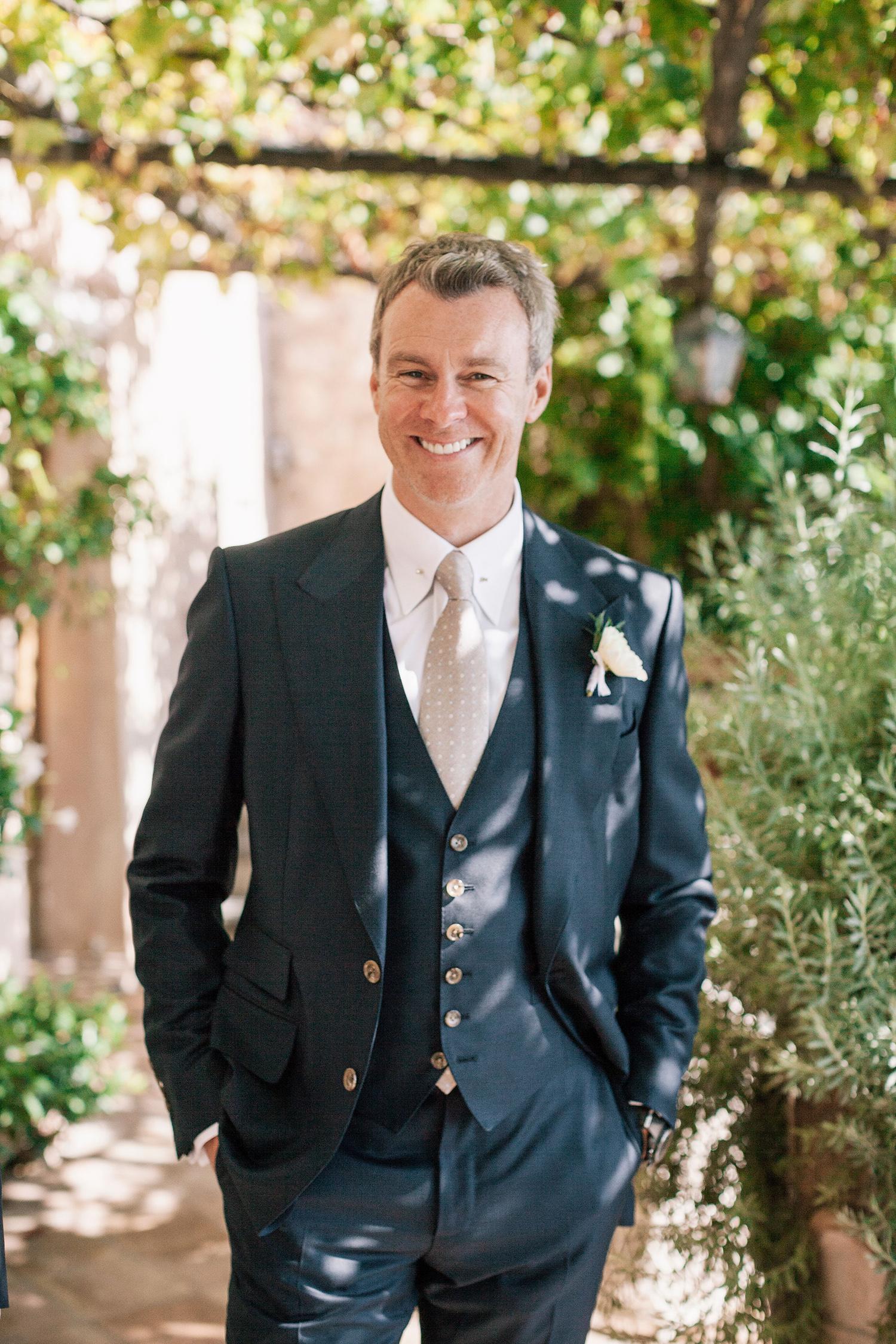 cara david wedding groom