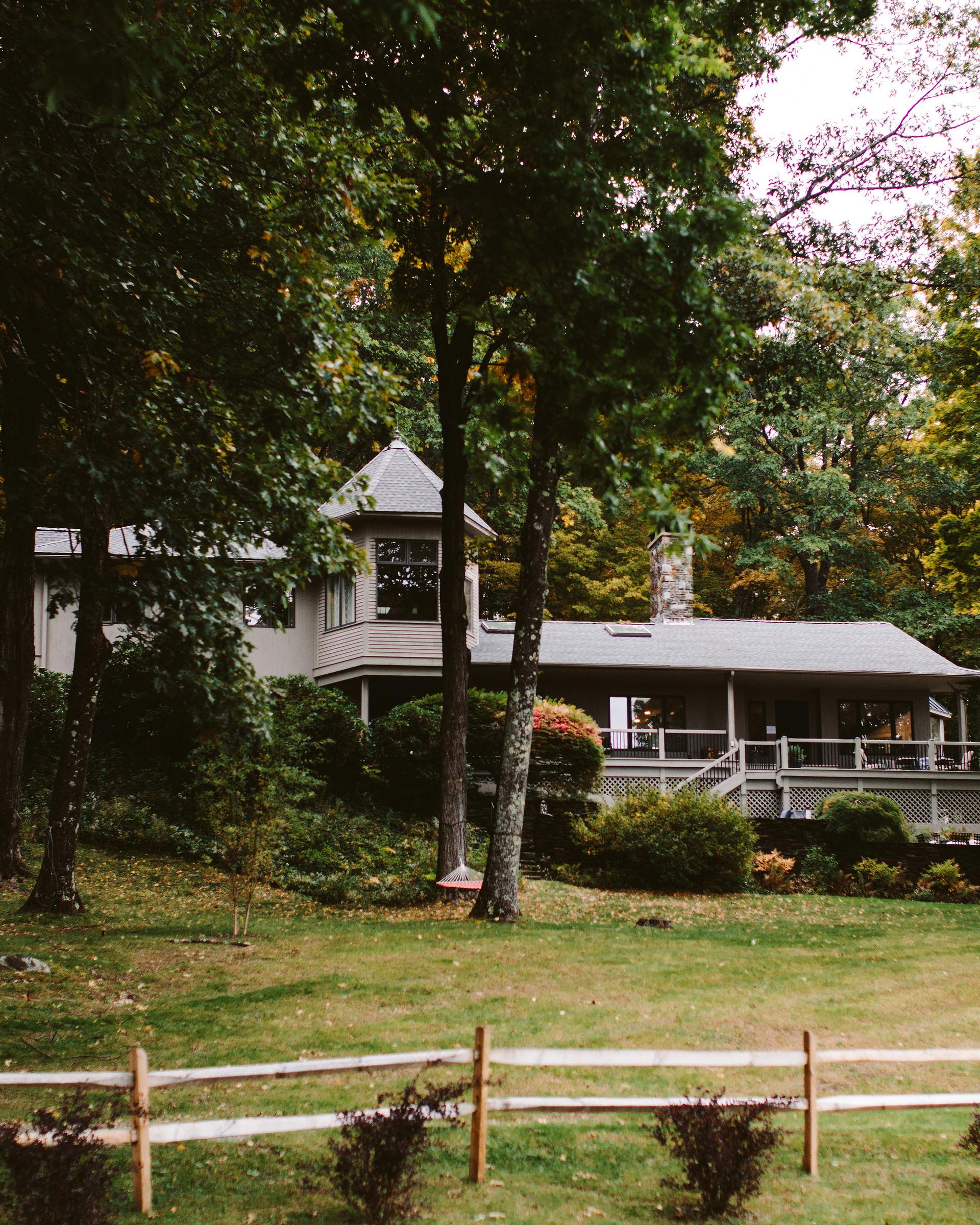 rivka aaron wedding inn venue outdoor view