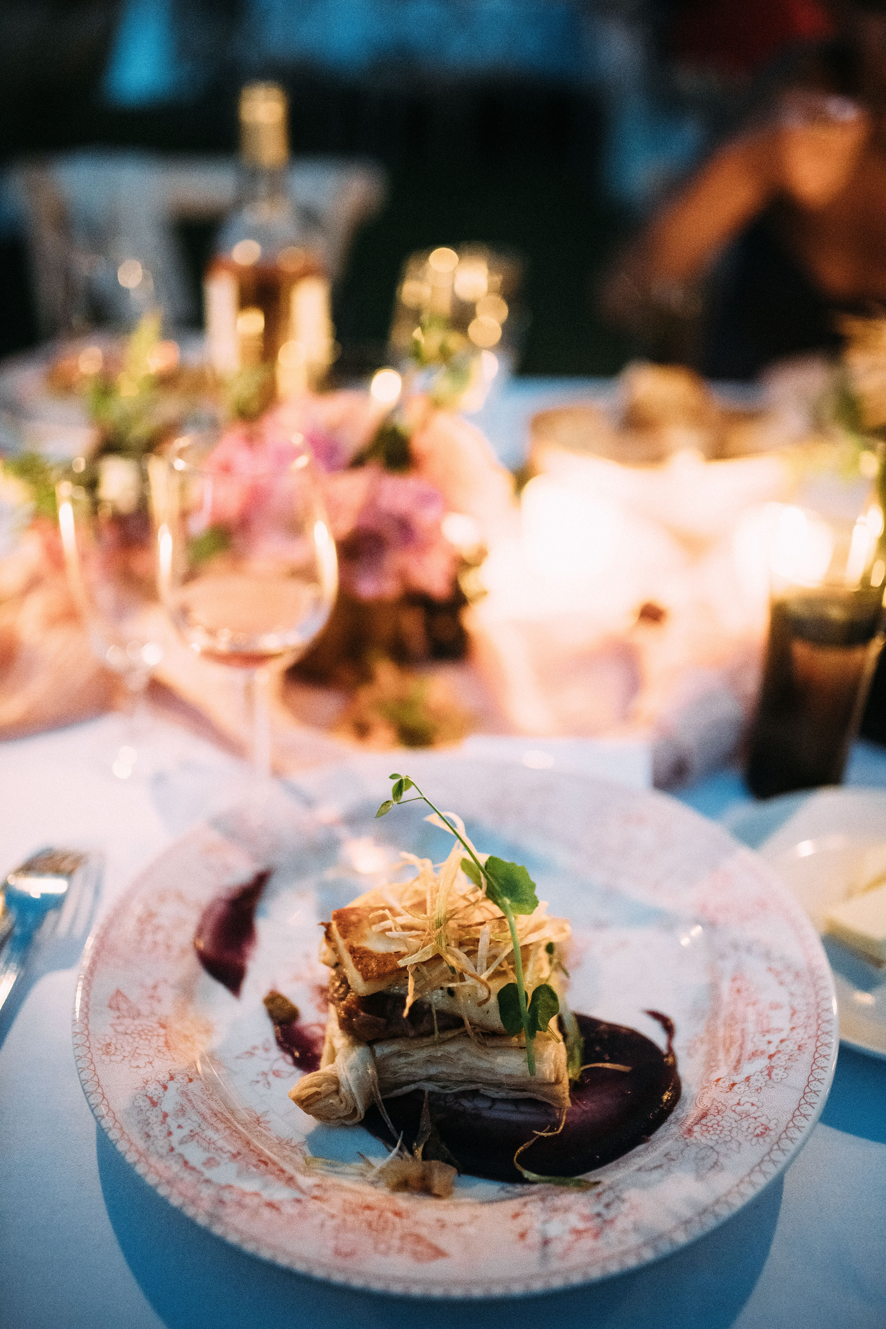 The Pros And Cons Of Serving A Plated Wedding Meal Martha