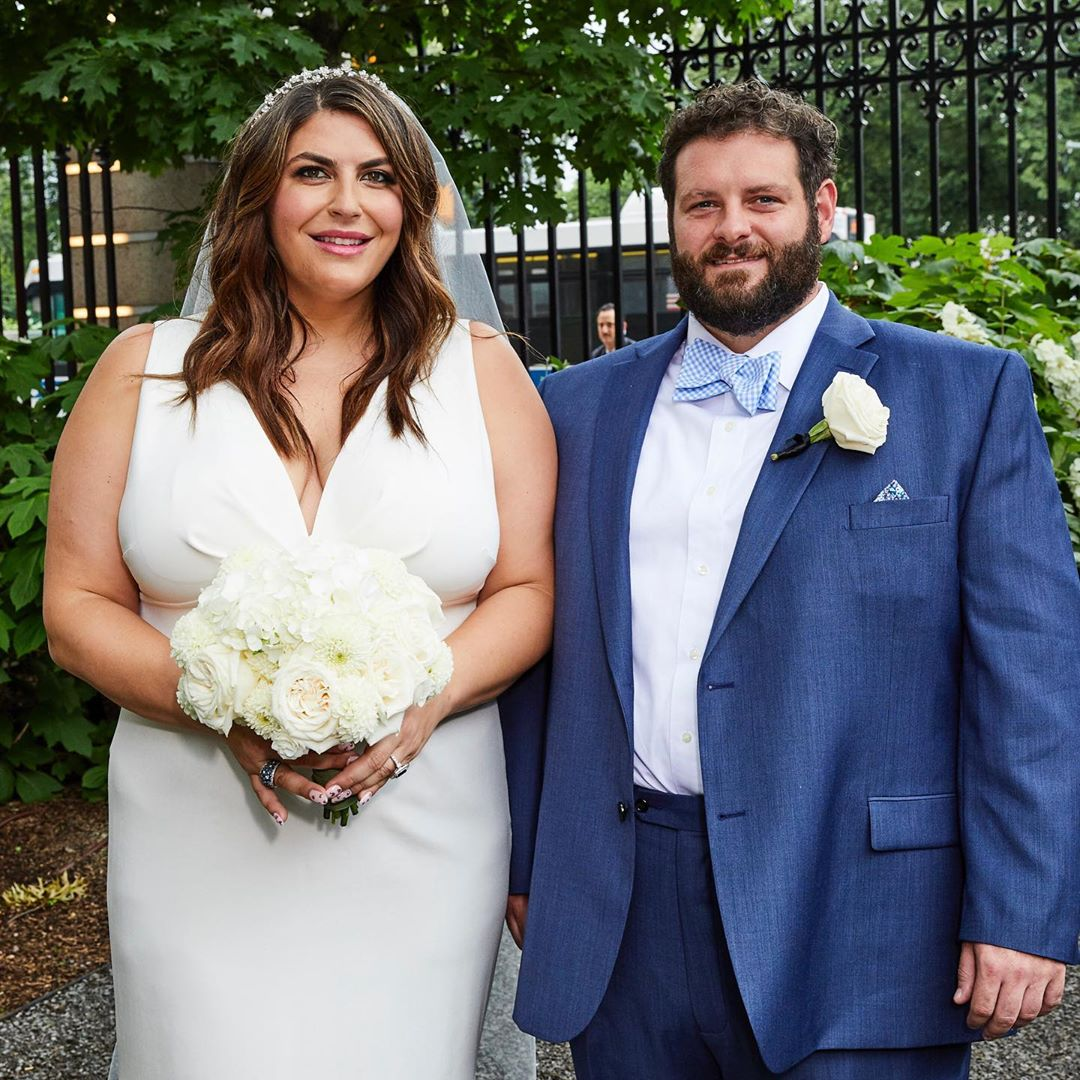 katie sturino second wedding