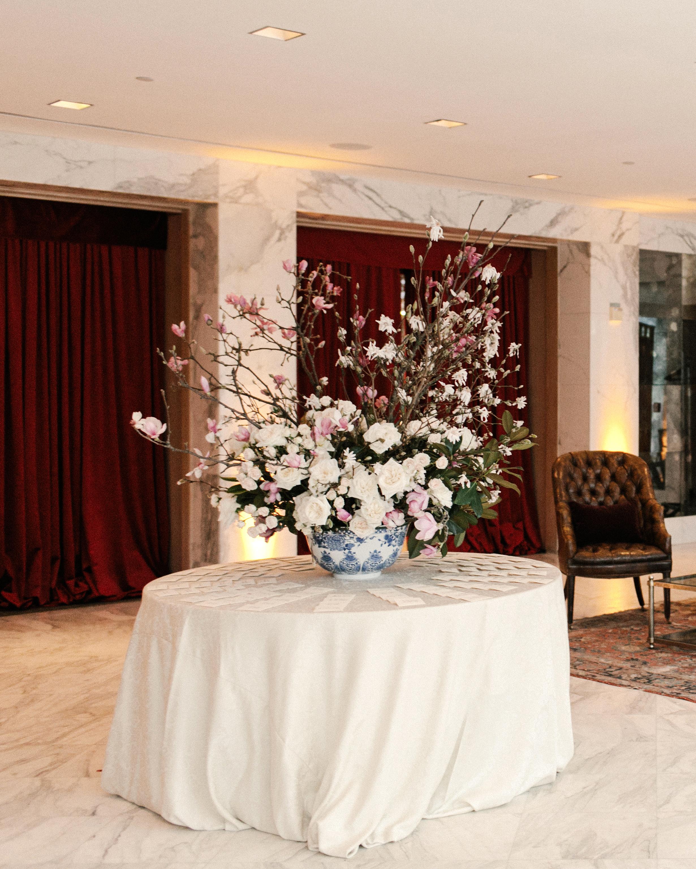 mia patrick wedding table with escort cards