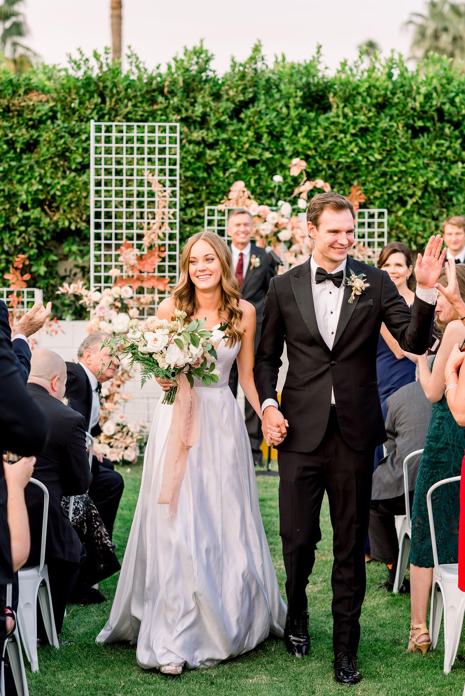 hanna will wedding recessional