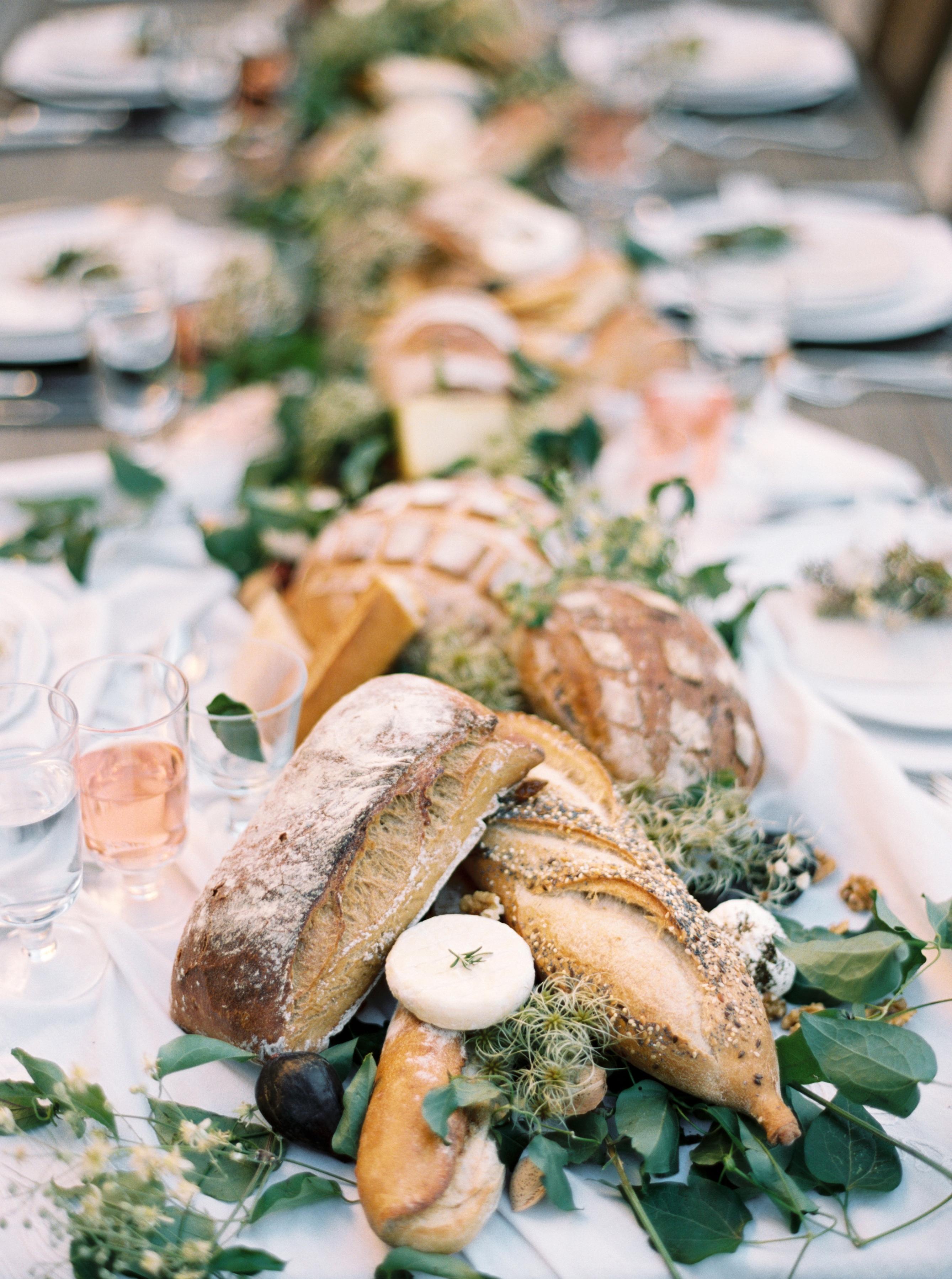 27 Creative Ways To Serve Bread At Your Wedding Martha Stewart