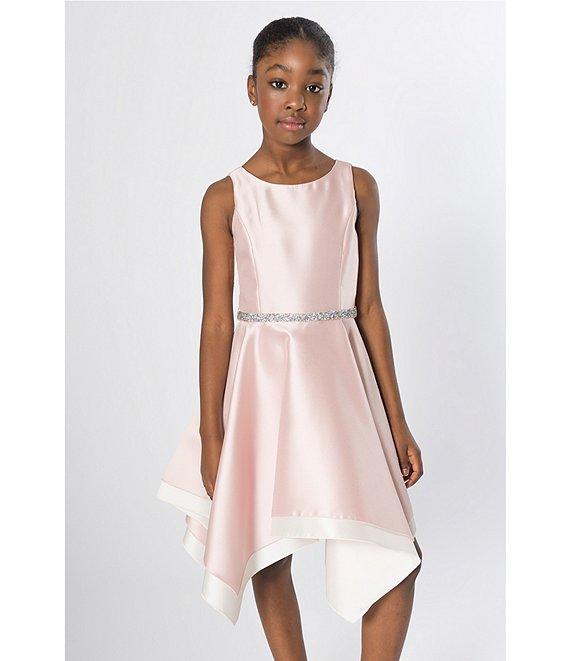 Zoe Sateen Dress