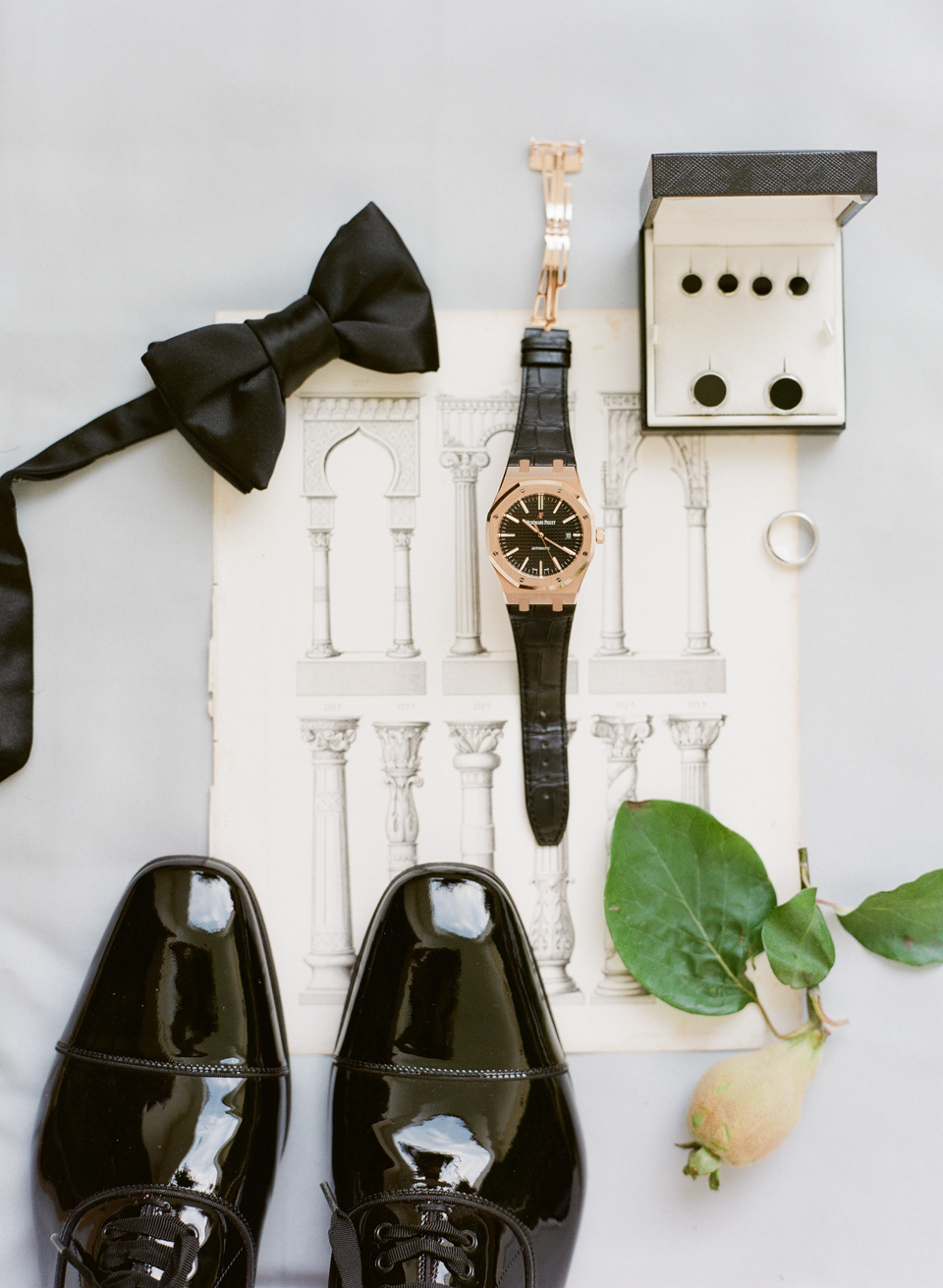 adrienne cameron wedding groom accessories