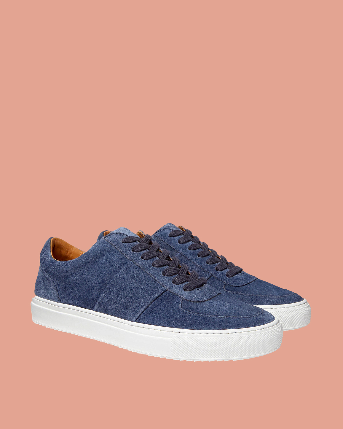 "Mr P. ""Larry"" Suede Sneakers"