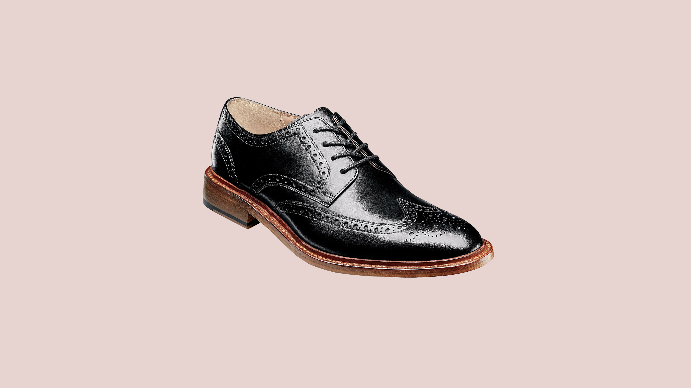 "Florsheim ""Imperial Mercantile"" Wingtip Shoes"