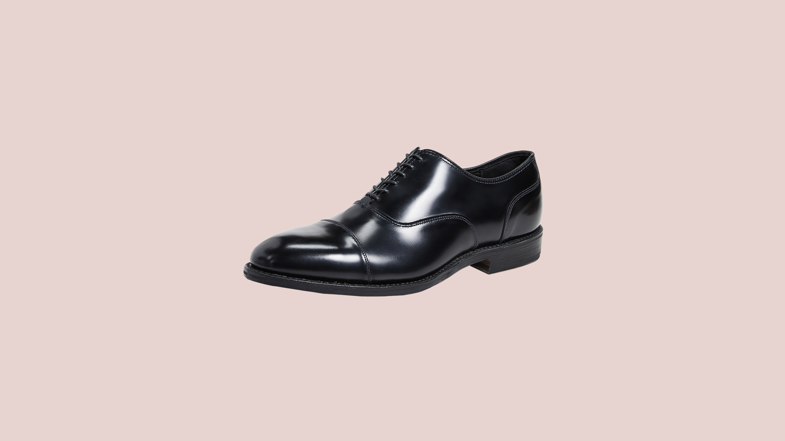 "Allen Edmonds ""Bond Street"" Cap-Toe Shoes"