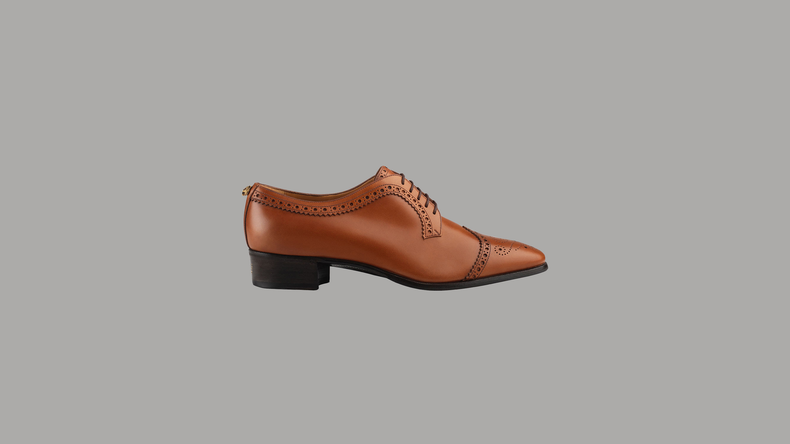 "Gucci ""Thune"" Lace-Up Brogue Shoes"