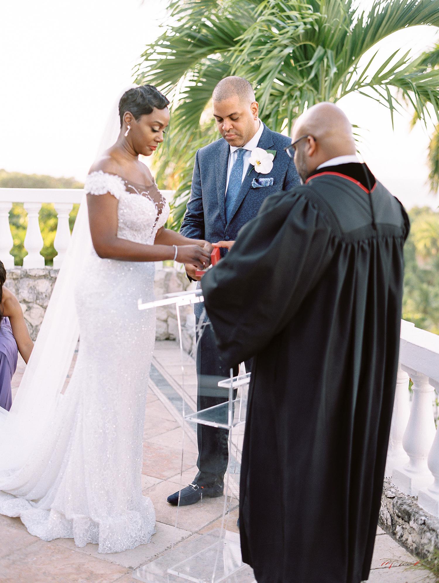 melissa leighton wedding vows