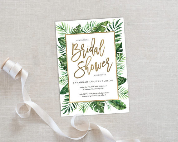All of Your Burning Bridal Shower Questions, Answered
