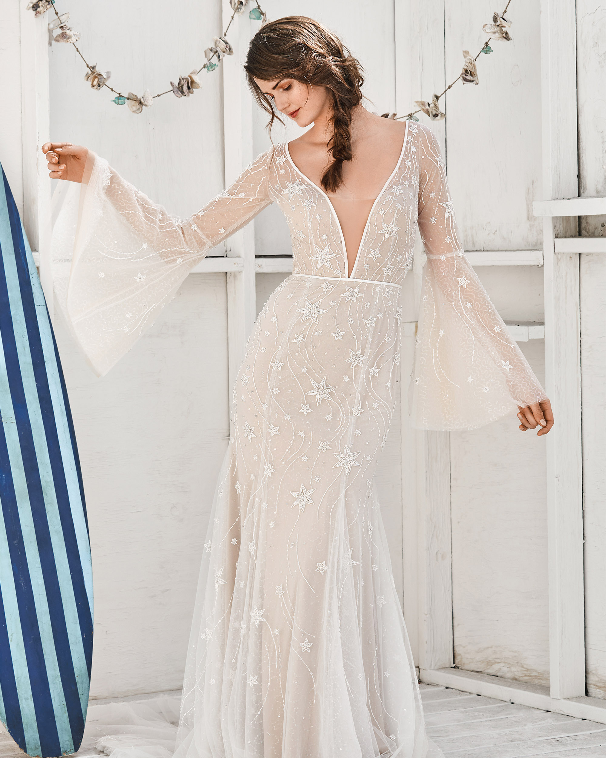 "Lillian West ""Shooting Star"" Wedding Dress"