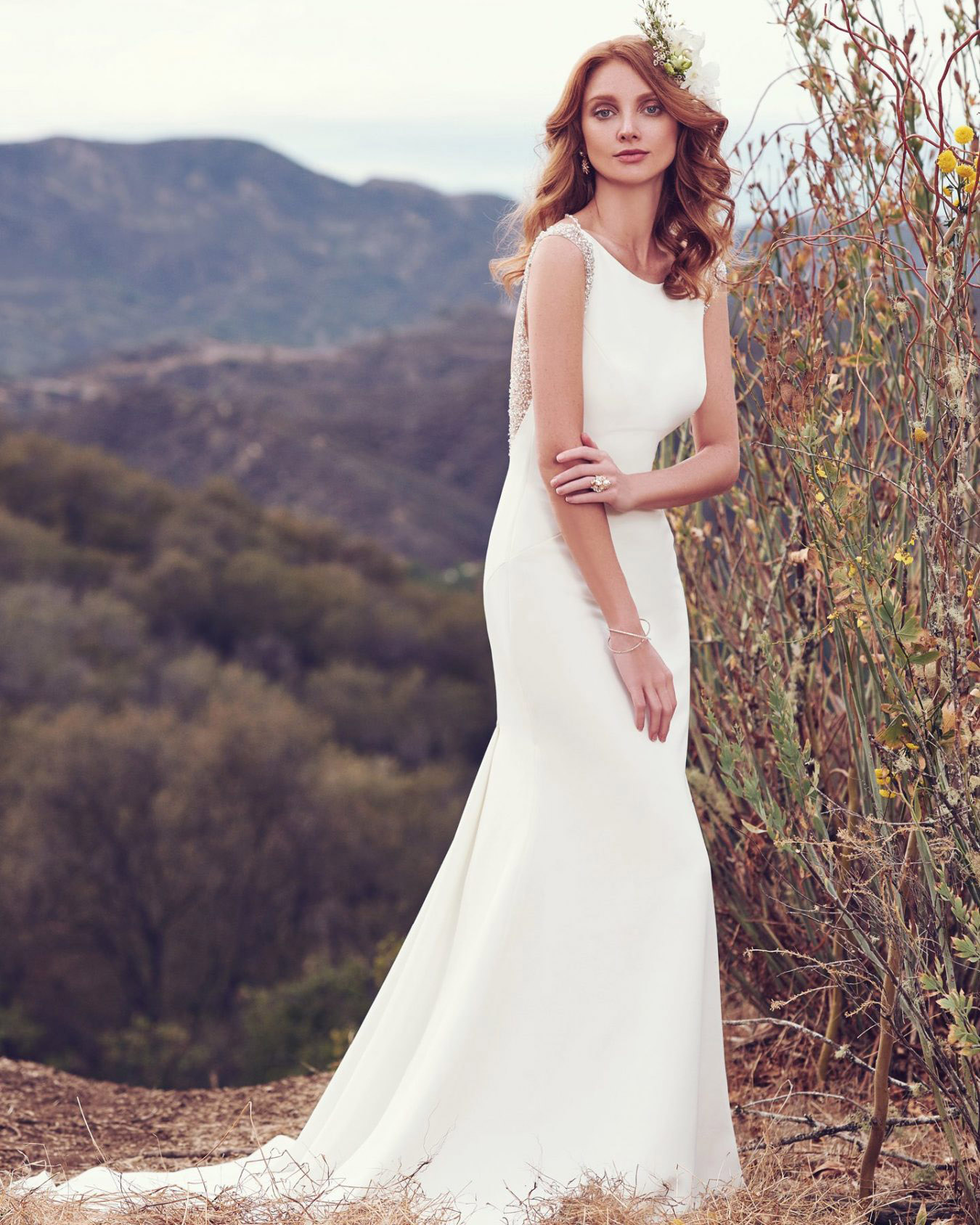 "Maggie Sottero ""Evangelina"" Wedding Dress"
