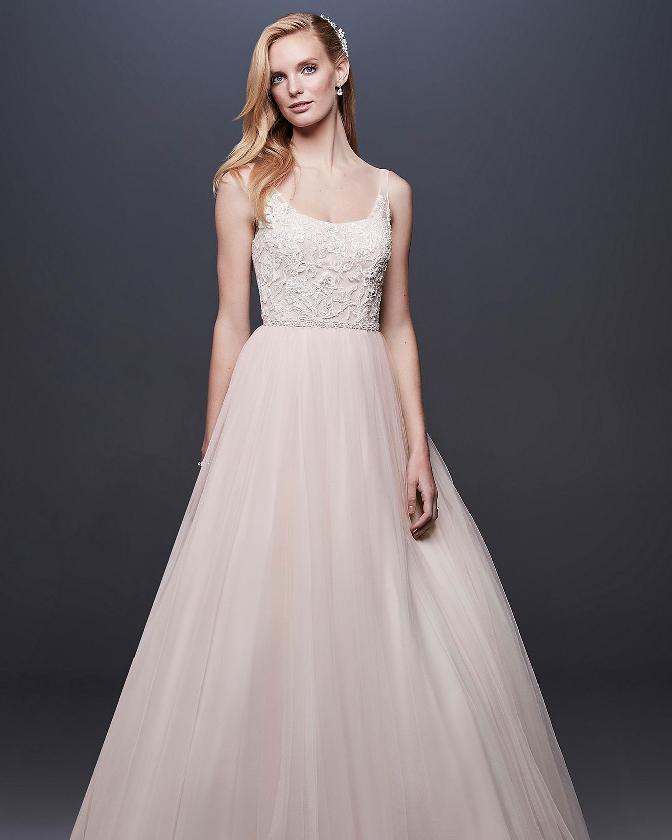 Pearls: David's Bridal