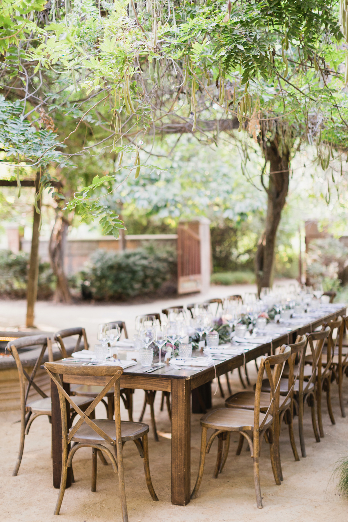 Tuscan Garden Reception